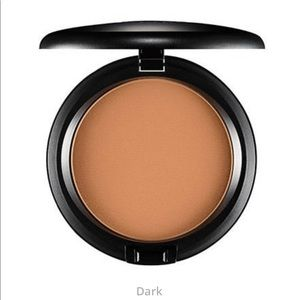 NWOB MAC Cosmetics Pro Longwear Powder in Dark